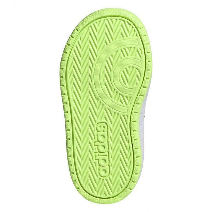 adidas adidas hoops 2.0 cmf i fw5241 blu scarpe da ginnastica bambino