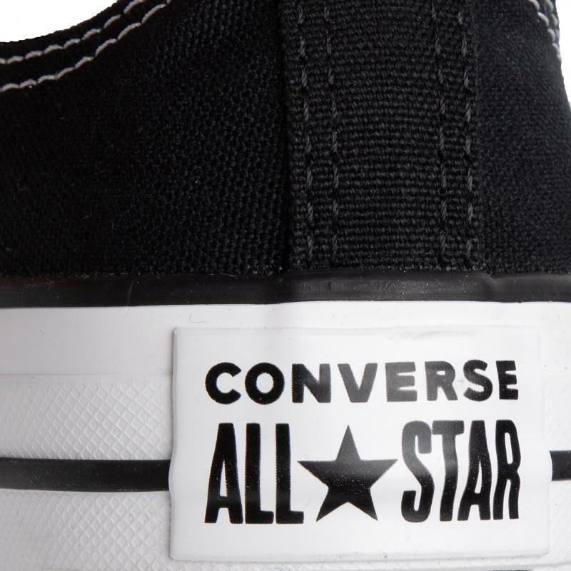 converse converse all star ox m9166c unisex nero